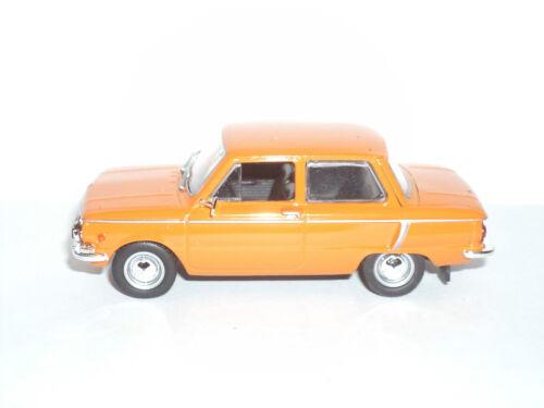 Colección ruso maqueta de coche de DeAgostini zaz-968a saporoshets 1:43 # 28
