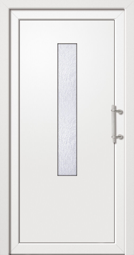 Kunststoff- Haustür