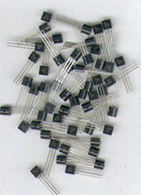 10  x   2SK170 TRANSISTOR  N-FET   40V  rauscharm   TOSHIBA