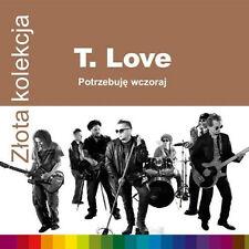T. Love - Zlota kolekcja  (CD) 2014  NEW