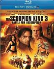 Scorpion King 3 Battle for Redemption 0025192074899 With Dave Bautista Blu-ray