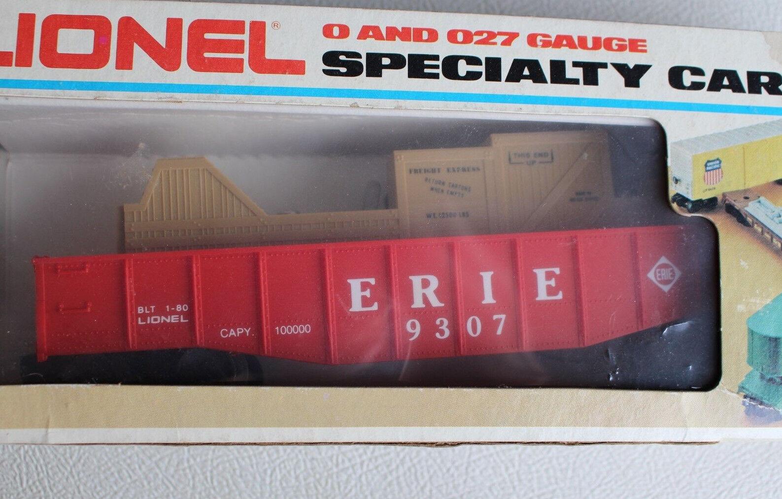 1980 Lionel 6-9307 Erie Animated Gondola L2837