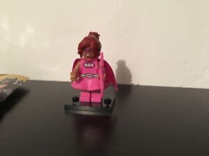 Pink Power Batgirl - LEGO minifigure coltlbm-10 Batman Movie CHEAPEST