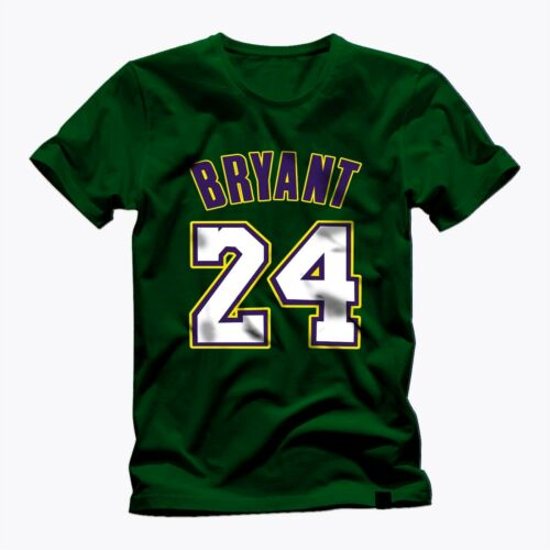 Men's Shirts & Tops KOBE BRYANT TRIBUTE TO A LEGEND ICONIC NUMBER ...