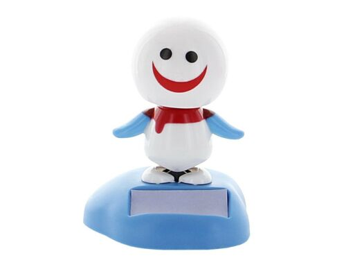 Figurine mignonne solaire balancier differentes figurines