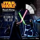 Star Wars: Return of the Jedi Read-Along Storybook and CD by Disney Book Group (Paperback / softback, 2015)