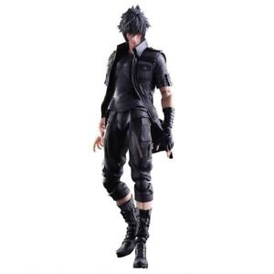 Neuf Jouez Arts Kai Final Fantasy Xv Noctis Figurine Articulée Square Enix