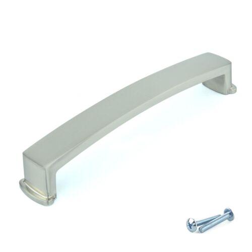 M4TEC Steel Kitchen Cabinet Door Handles Cupboard Drawer Bedroom Furniture Pull