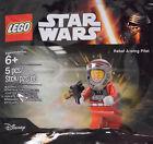 Lego star wars rebel pilote A wing 5004408 scellé polybag neuf va avec 75150
