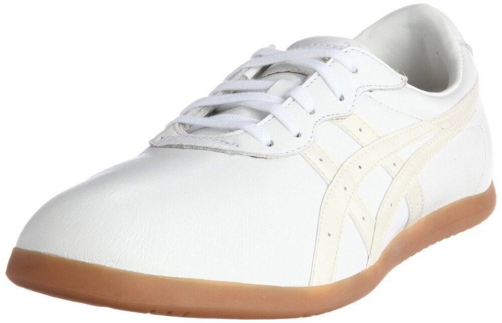 Zapatos ASICS taikyokuken Woo shoo Wu tow013 blancoo   perla blancoa