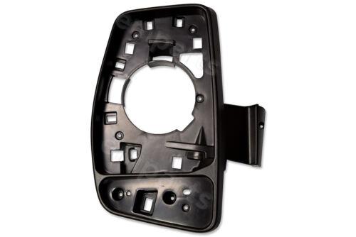 Ford Transit Custom Door Wing Mirror Back Black Trim Cover Left N//S 2012-2018