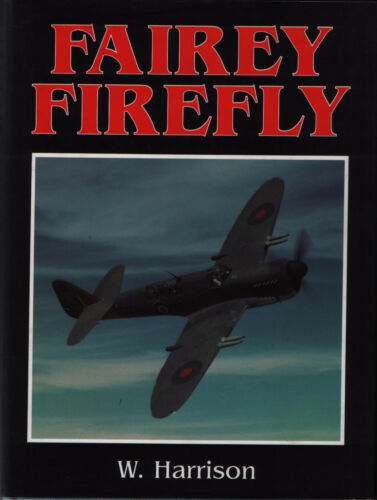 1 of 1 - Fairey Firefly (Airlife)