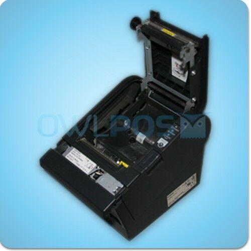 Epson TM-T88III M129C POS Thermal Receipt Printer Serial Port Dark Gray w// PS