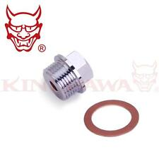 Sensor Adapter Oil Water Pressure Temp M14x1.5-1/8NPT
