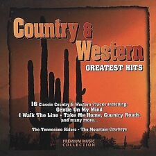 Country & Western Greatest Hits 1998 *NO CASE DISC ONLY*