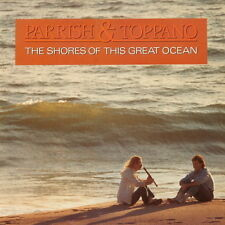 """12"""" Parrish & Toppano The Shores Of The Great Ocean 80`s White Records"""