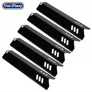 5pcs Gas Grill Heat Plate Burner Cover For Backyard Bhg