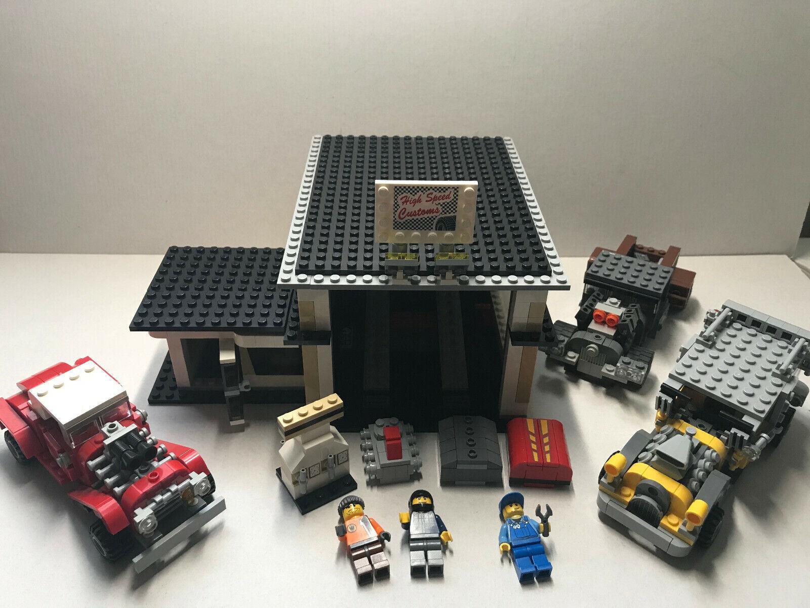 LEGO Factory Tuning Werkstatt (10200)