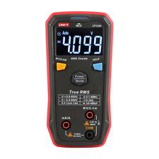 Uni T Ut123d Smart Digital Multimeter True Rms Ncv Dc Ac Ohm Cap Live Wire Test