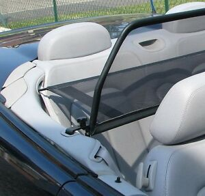 windschott mercedes clk w208 a208 cabrio wind deflector coupe vent ebay. Black Bedroom Furniture Sets. Home Design Ideas