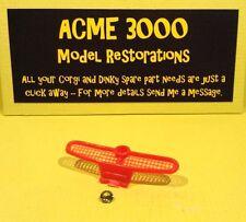 Corgi 302 Hillman Hunter Mk2 Reproduction Repro Red Kangaroo Grille & Jewel