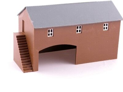 Toys & Hobbies Gaugemaster Gmkd36 Brick Barn N Gauge 98mm X 45mm X 59mm Plastic Kit Elegant In Smell