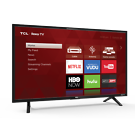 "Refurb TCL 32S301 32"" 720p Smart LED Roku HDTV"