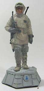 Star Wars Hoth Rebel Soldier Handpainted Tin Die Cast Chess Piece Figure NEW NEU
