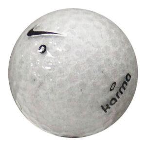 12 Nike Mojo Karma Silver Near Mint Used Golf Balls Aaaa Sale Ebay