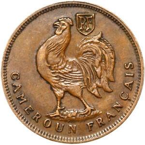 Franzoesische-Kamerun-Kamerun-Francais-1-Frank-1943-Cross-of-Lorraine-ohne-LIBRE