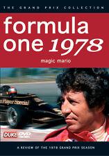 F1 1978 Review - Magic Mario DVD