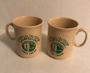 O-039-Darby-Irish-Cream-Coffee-Mugs-England-Lot-of-2-Irish-Coffee-Cups
