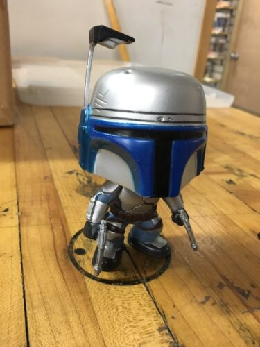 FUNKO POP Star Wars Jango Fett Limited Exclusive Lego Star Wars III Bonus jouet