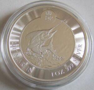 Kaiman-Inseln-1-Dollar-2017-Marlin-1-Oz-Silber