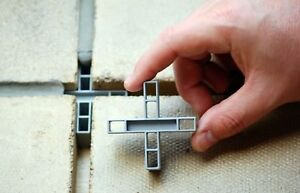 GAPFAST-PAVING-SPACERS-for-Patio-Slabs-amp-Flags-10mm-CROSSES-x-50