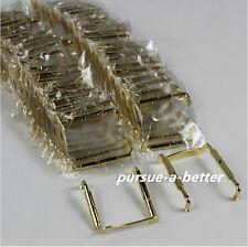 10 pcs chin rest Clamp Screw 44 Violin parts Golden Metal Violin Accessories