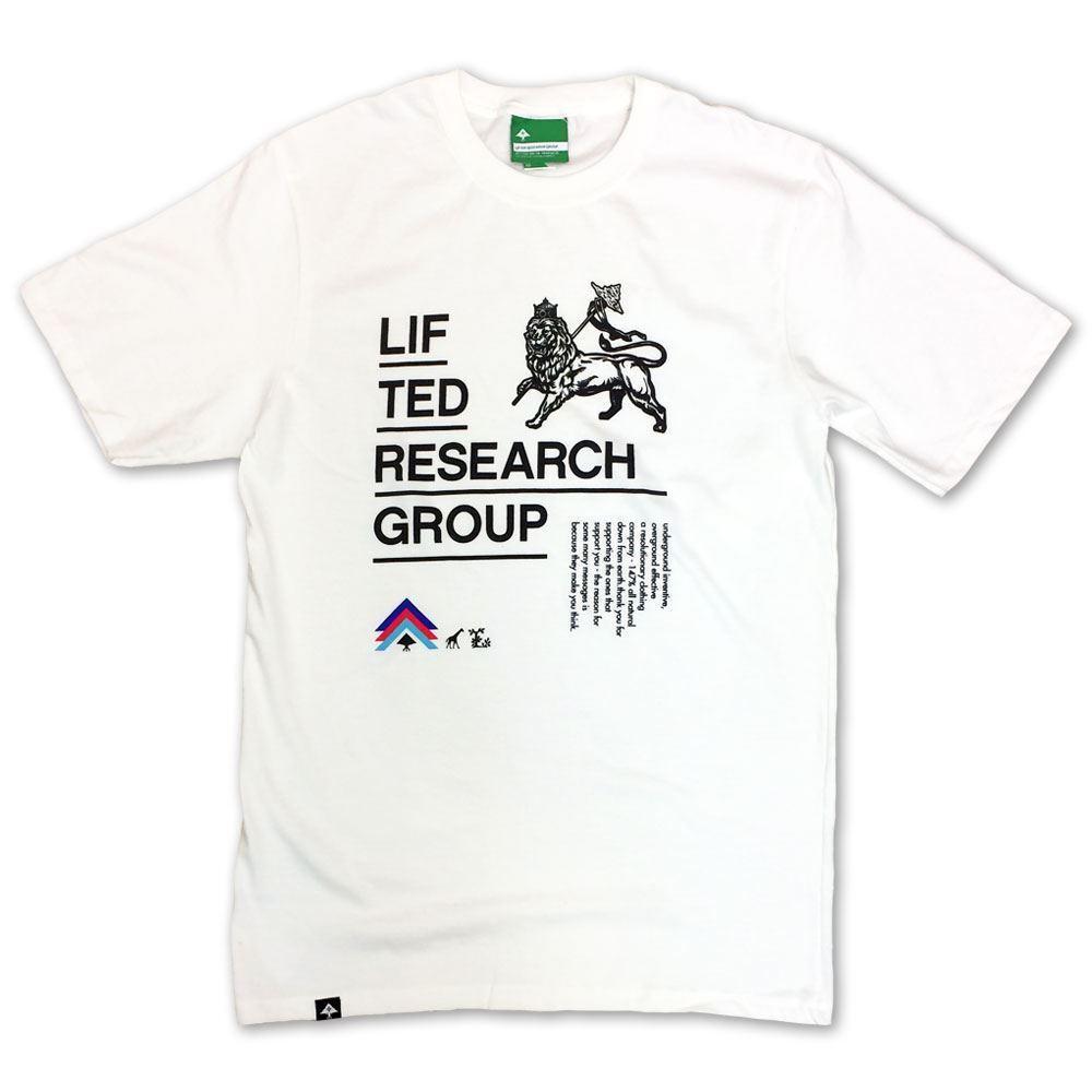 LRG Bless The Emperor T-shirt Weiß