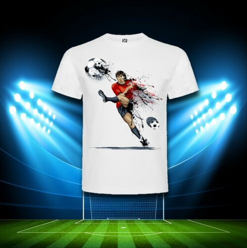 Football T-shirt Boys Ball Gift