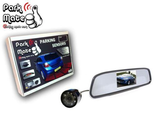 "Mini BMW Hatch Cooper Park Mate PM700 4.3/"" Rear View Monitor /& Reversing Camera"