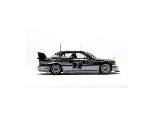 TSM MODEL MODELLINO AUTO 1:43 MERCEDES BENZ 190E EVO2 n.7 LUDWIG DTM 1990