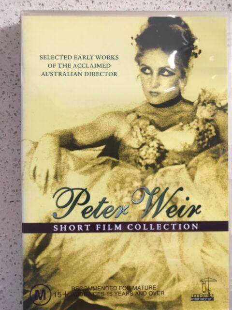 Peter Weir Short Film Collection DVD RARE
