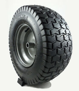 One Blemished Turf Tire Wheel Rim Husqvarna