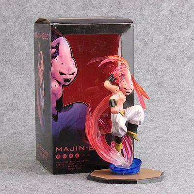 DBZ Dragon Ball Z Majin Buu Boo PVC Action Figure Doll Toy Boxed Gift
