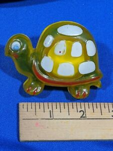 1960s-70s-Baby-Electric-Plug-Protector-Turtle-Baby-Toddler-Hong-Kong-VTG