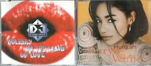 Lote-4-CD-SINGLES-Dl-Company-Karyn-White-Mr-Ed-Jumps-the-gun-Three-039-n-One