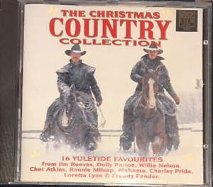Christmas-Country-Collection-Various-CD-1994