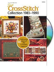 Just-Cross-Stitch-1983-1990-Collection-DVD-46-Issues-New