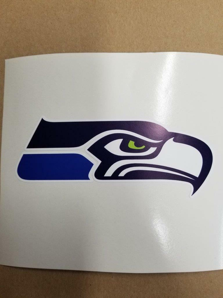 Seattle Seahawks cornhole board or vehicle decal(s)SS2   for your style of play at the cheapest prices