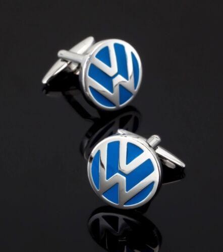 Volkswagen Boutons Auto Boutons de Manchette Logo de Voiture