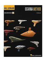 Hal Leonard Ocarina Method Free Shipping